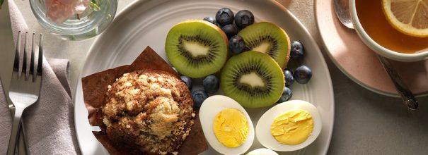 Быстрый завтрак за 15 минут