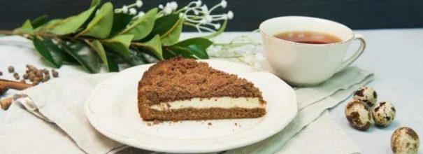 Петербургский творожный пирог