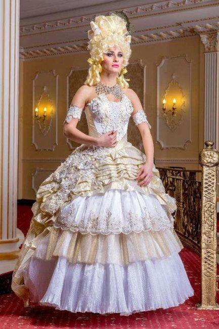 Платье в стиле «Шальная императрица»