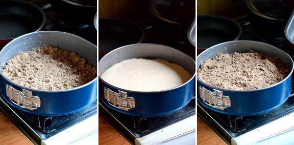 Формирование торфяного пирога