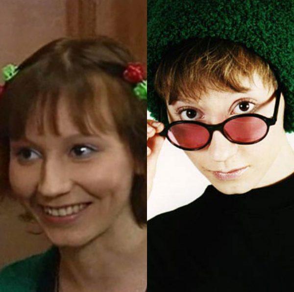 Анна Цымбалистова