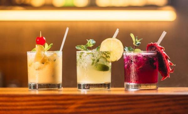 Сладкие коктейли