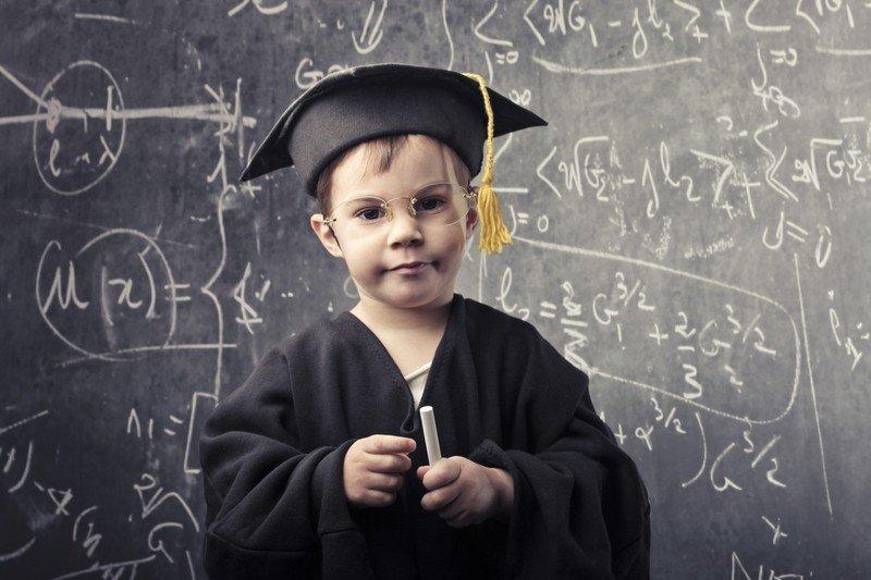 умный ребёнок
