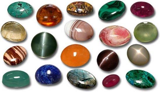 Камни-кабошоны
