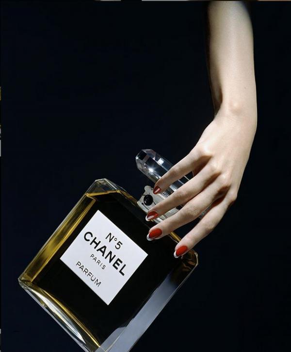 Нина Тейлор для Chanel