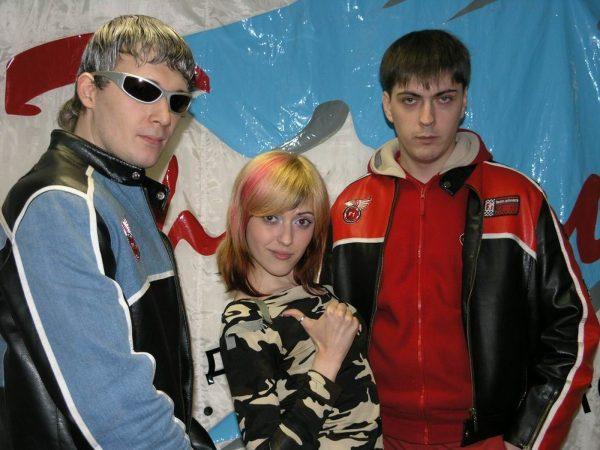 Группа «Вирус»