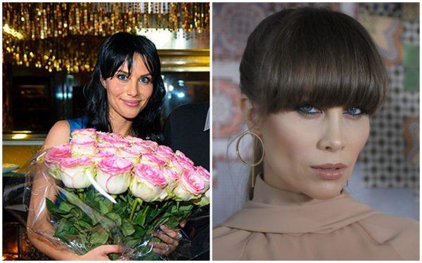 Юлия Глебова тогда и сейчас