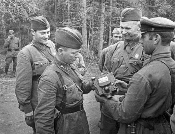 Военные корреспонденты