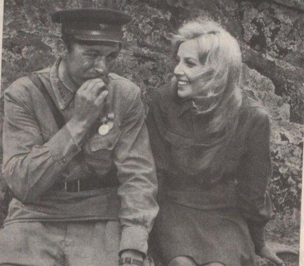 Андрей Мартынов и Ольга Остроумова