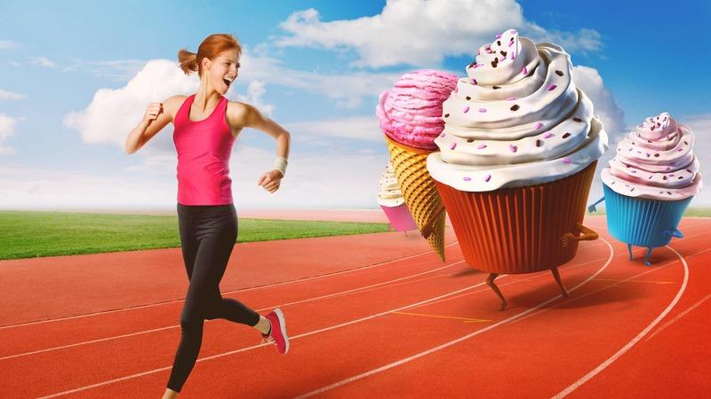 Похудение без сладостей