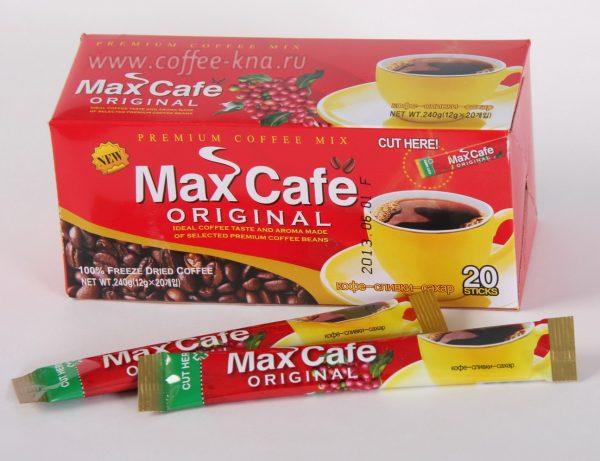 Растворимый кофе