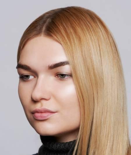 Естественный макияж лица