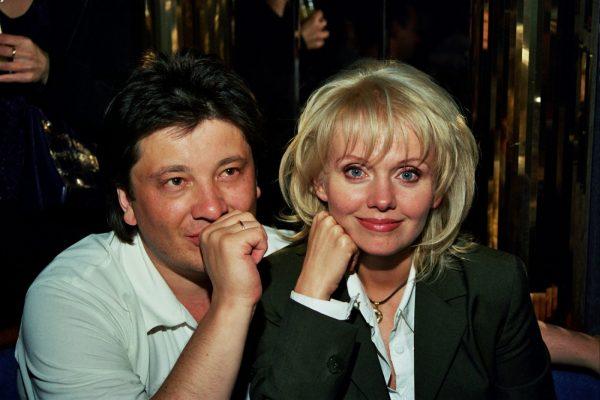 Валерия и Александр Шульгин