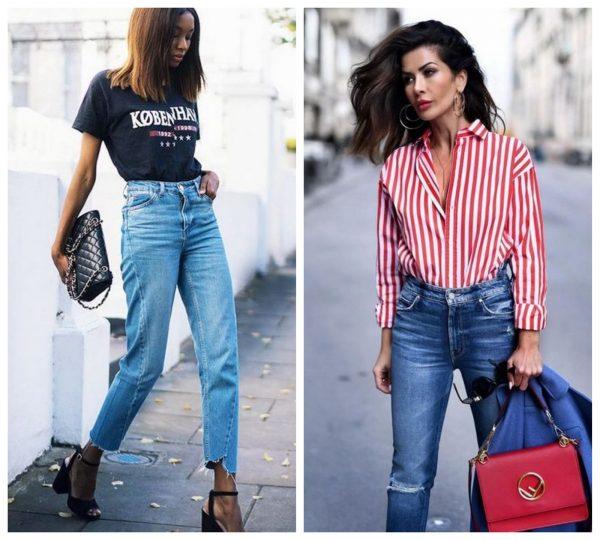 Тренды 2019–2020 — джинсы