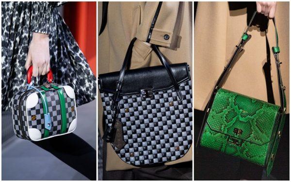 Модные классические варианты сумок