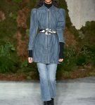 Вариация укороченных джинс от Alexachung