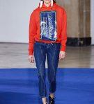 Вариация укороченных джинс от Victoria Tomas