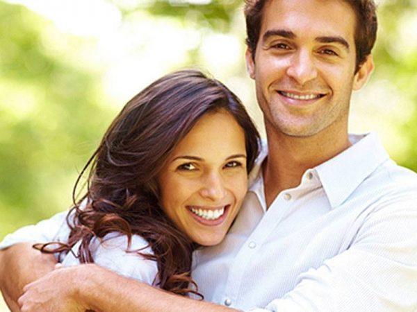 Счастлива пара