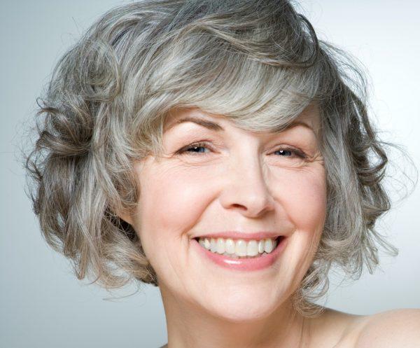 Причёска для женщины старше 50 лет