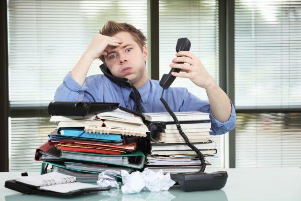 Проблемы на работе