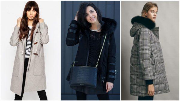 Куртки разных стилей