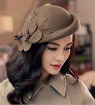 Ассиметричная шляпа