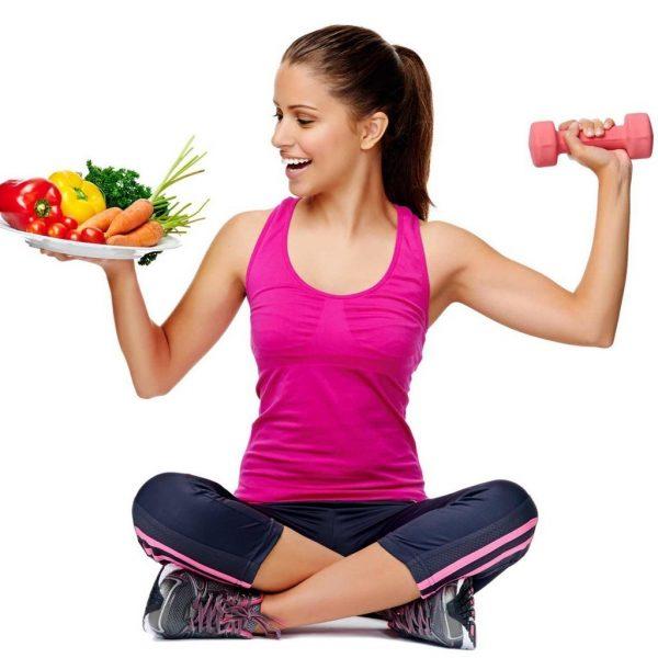 Здоровое питание и активность