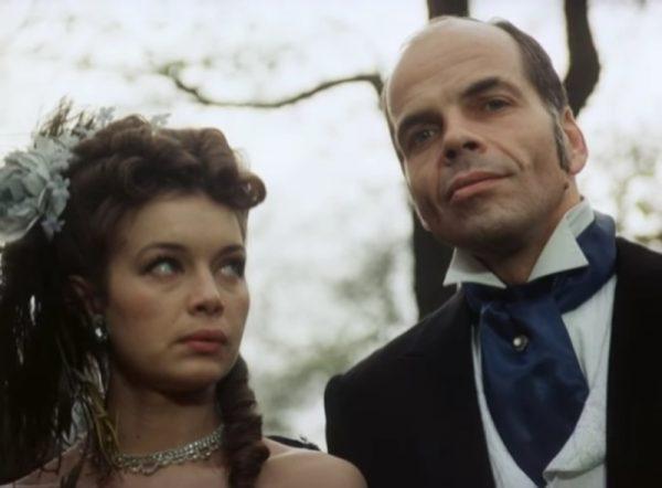Кадр из фильма Узник замка Иф