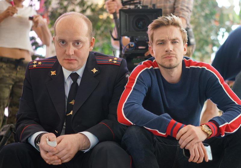 «Полицейский с Рублёвки»