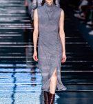Платье в стиле минимализм от Boss