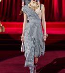 Платье сложного кроя от Dolce Gabbana