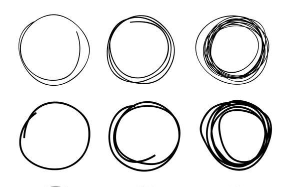 Нарисованные круги