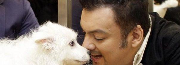Киркоров и собака