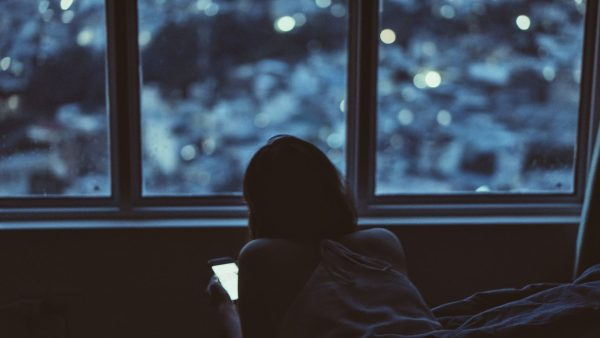 Увлечение социальными сетями