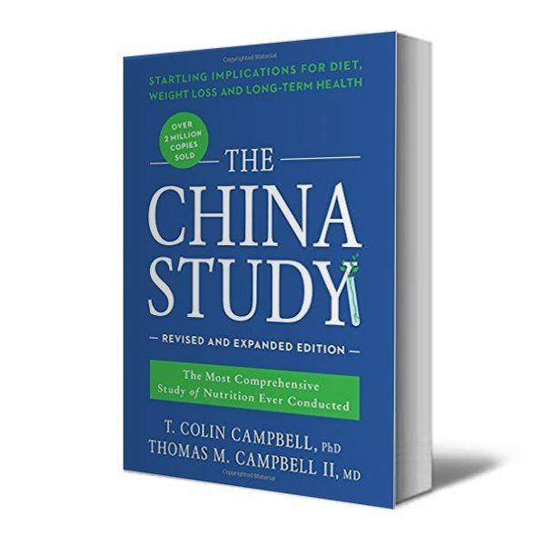 Книга «The China Study»