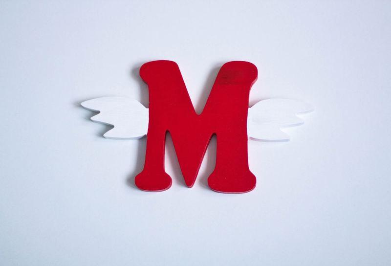 Крылатая буква