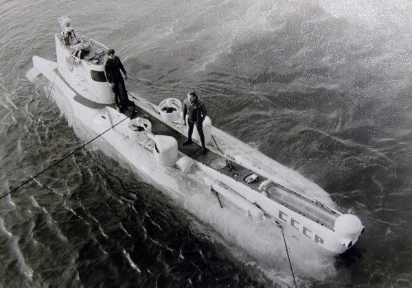 Работа океанологов в СССР