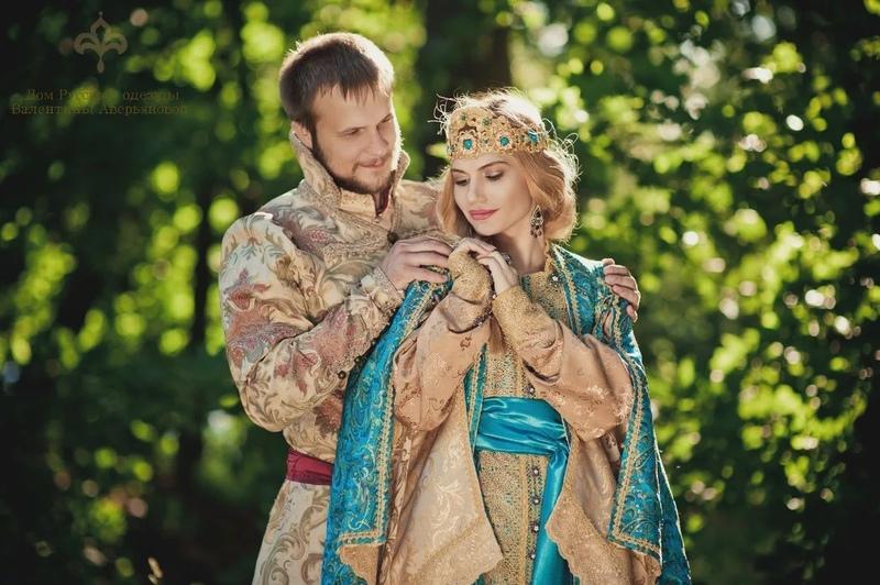русские костюмы