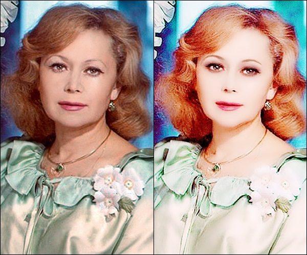 Наталья Немоляева
