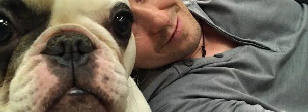 Безруков и его собака полли