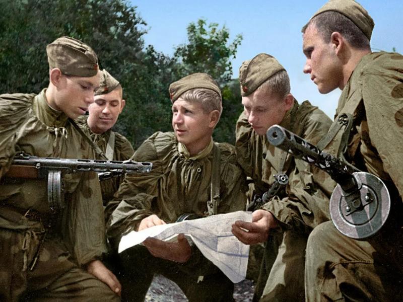 Тест: угадайте советский фильм о разведчиках по 1 кадру