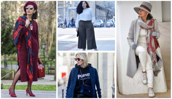 Примеры гардероба женщины старше 30 в 2019–2020