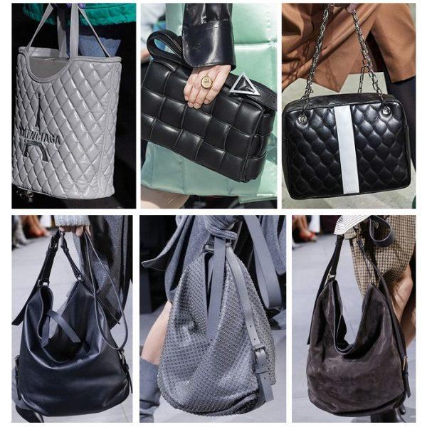 Мода осень-зима 2019–2020, сумки