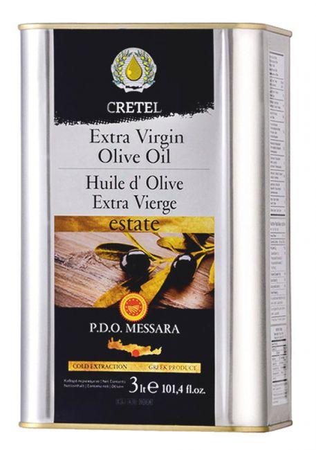 Cretel P.D.O. Messara Extra Virgin
