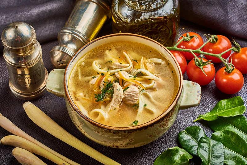 Домашний суп