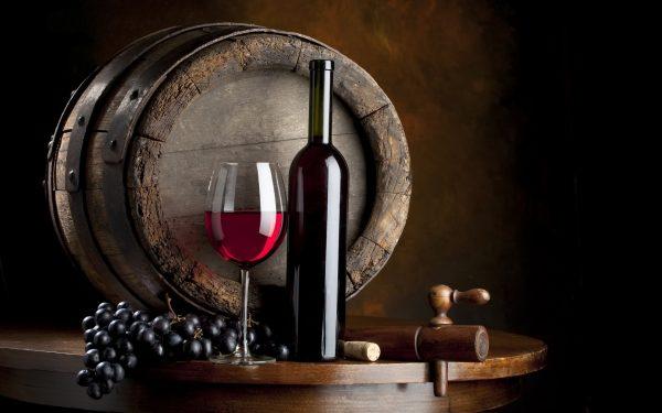 Красное сухое вино и кожа thumbnail
