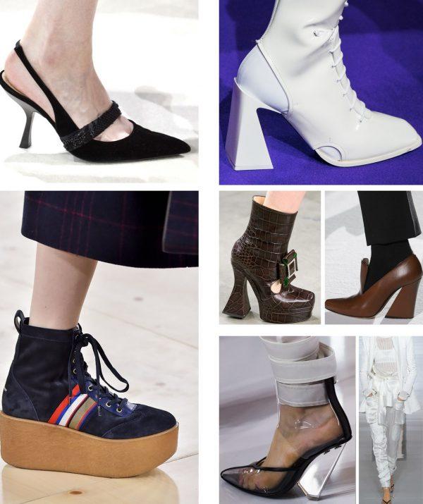 Тренды обуви 2019–2020
