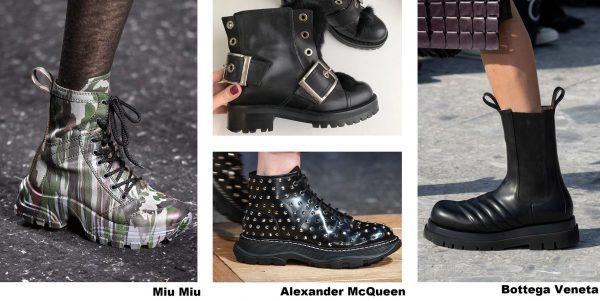 модная обувь 2019–2020