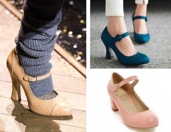 туфли от Мэри Джейн
