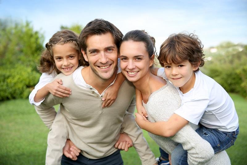Счастлиая семья